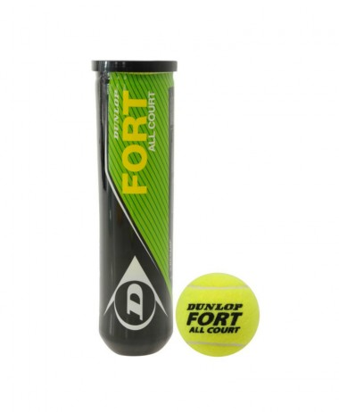 dunlop-fort-all-court-tennis-balls