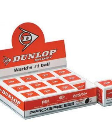 Dunlop Progress 1 ball box
