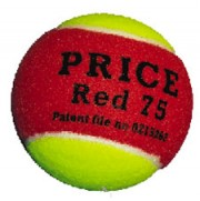 Price Red Mini Tennis Ball - 1 dozen