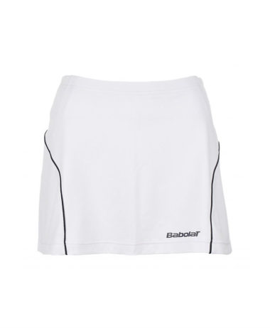 BABOLAT Club Line Girl's Skort White