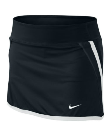 NIKE POWER SKIRT YOUTH - Black