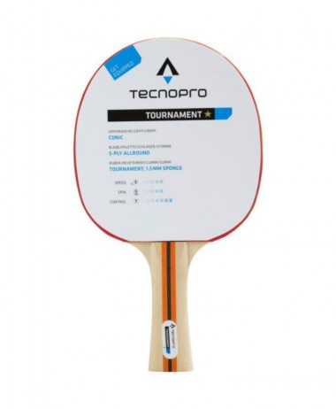 Tecnopro Table Tennis Bat