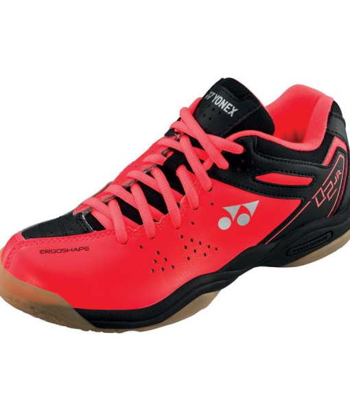 kids YONEX JUNIOR SHOE g_SHB-02JR-RED_1