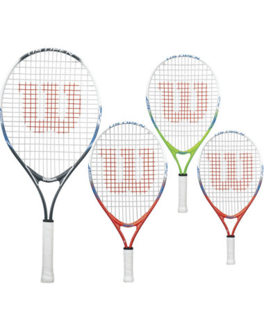 Short tennis rackets