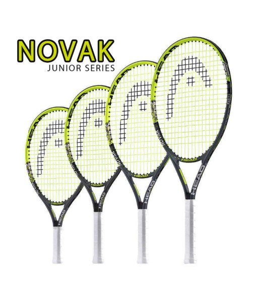 Novak 23 Junior Racket