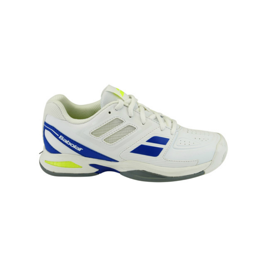 babolat junior propulse team tennis shoe 2016