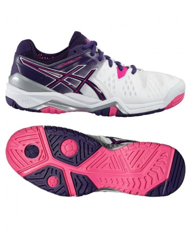 Asics Ladies Gel Resolution 6