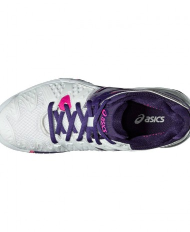 Asics Ladies Gel Resolution 6 Tennis shoe