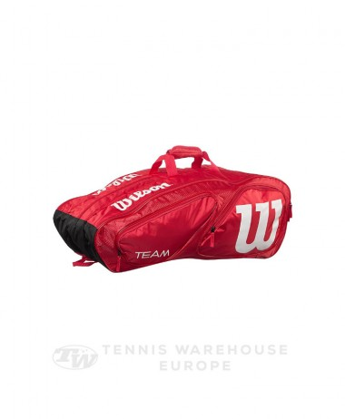 Wilson Team II x 12 Tennis Racket Bag