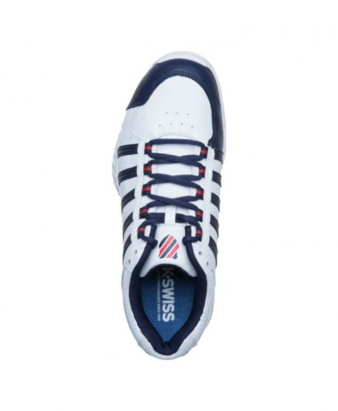K-Swiss Receiver III Mens Tennis Shoe 2016