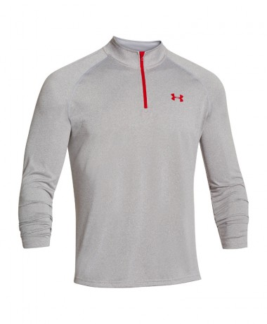 Under Armour UA Tech Zip Long Sleeve