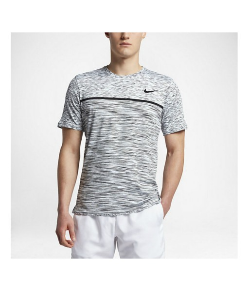 Mens nike court Dry Challenger Top SS Tennis