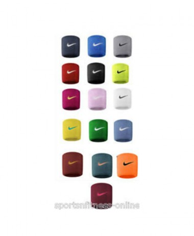 Nike wristbands. single for tennis squash badminton jpg