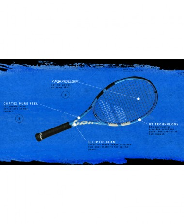 Babolat PURE DRIVE RACKET DETAILS