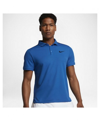 Mens Nikecourt Dry Advantage Polo
