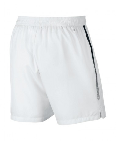 Nike Mens Nike Court 7 white shorts