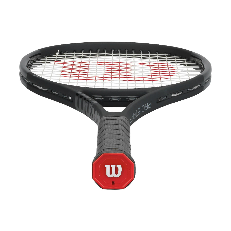 wilson pro staff 97 cv countervail tennis racket 2018 pure racket sport. Black Bedroom Furniture Sets. Home Design Ideas