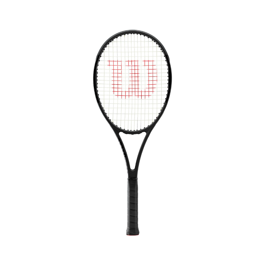 wilson pro staff 97l countervail tennis racket 2018 pure. Black Bedroom Furniture Sets. Home Design Ideas