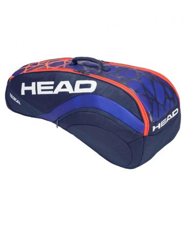 Head Radical-6R-CombI TENNIS BAG