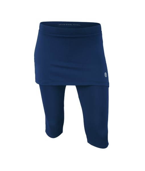 Poivre Blanc Ladies Tennis Skapri Scuba Blue