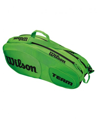 Wilson Team III x 6 tennis racket bag