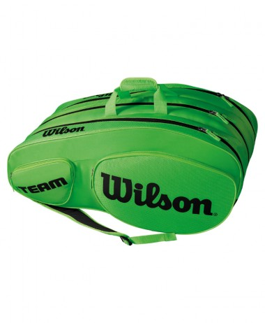 wilson Team III x 12 Racket Bag