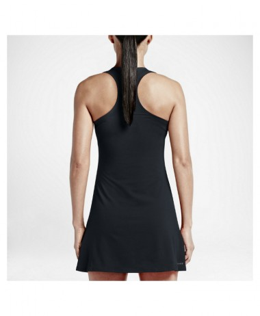 Nike NikeCourt Pure Tennis dress black