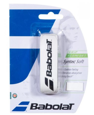 Babolat Syntec replacement Grip - White