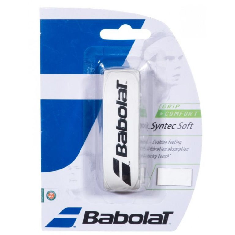 Babolat Syntec replacement Grip – White