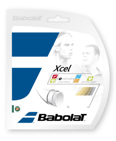 Babolat Xcel Strings 17 - Natural