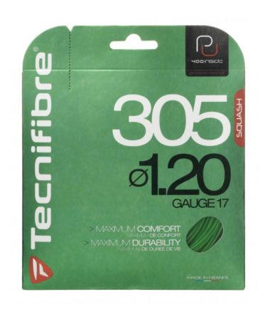 Tecnifibre 305 Green 1.20 set