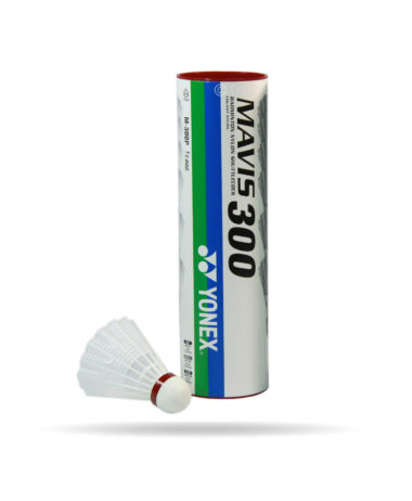 done YONEX RED yonmavis300white_1tube