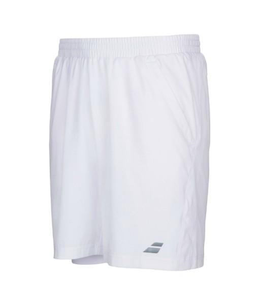 Babolat white shorts