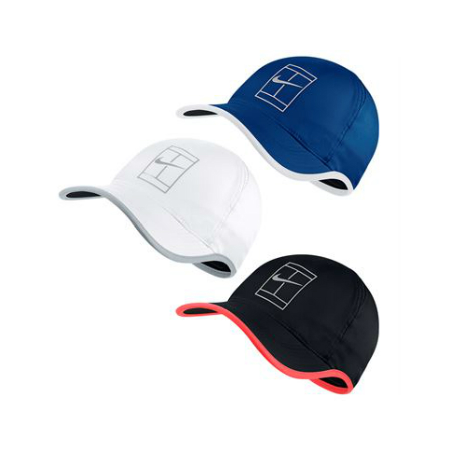 2bea0f390e9 NIKECOURT AEROBILL FEATHERLIGHT TENNIS CAPS - A range of designs ...