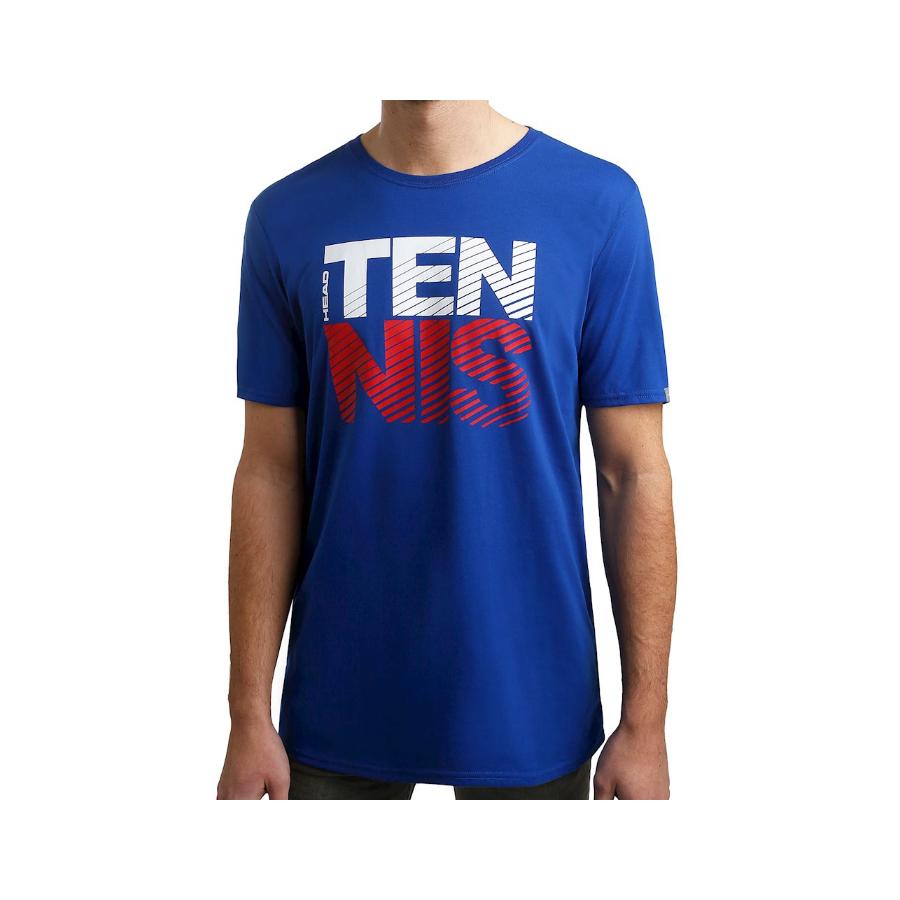 HEAD MENS CLUB TENNIS T-SHIRT