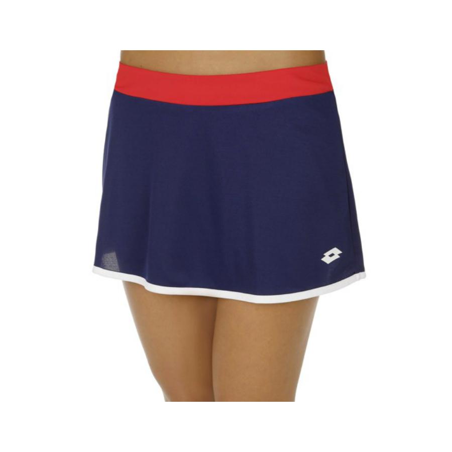de074c306a LOTTO PIPER GIRLS SKIRT - TENNIS / SQUASH / BADMINTON - Pure Racket ...