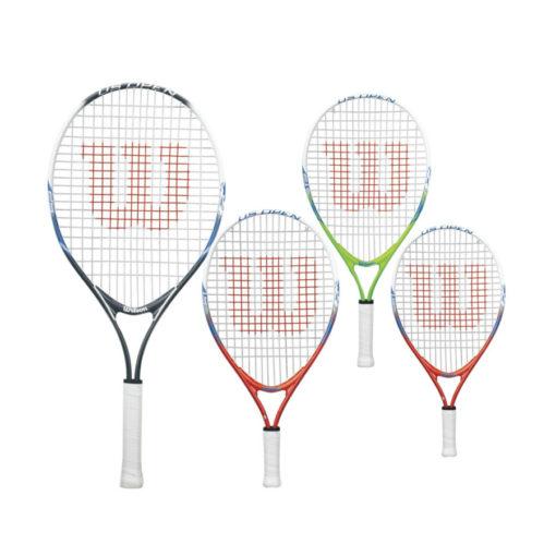 Short tennis rackets