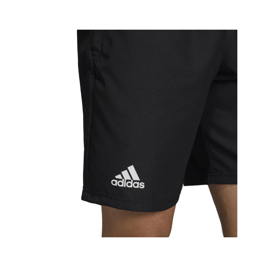 Adidas Boys Club Tennis Shorts - Black