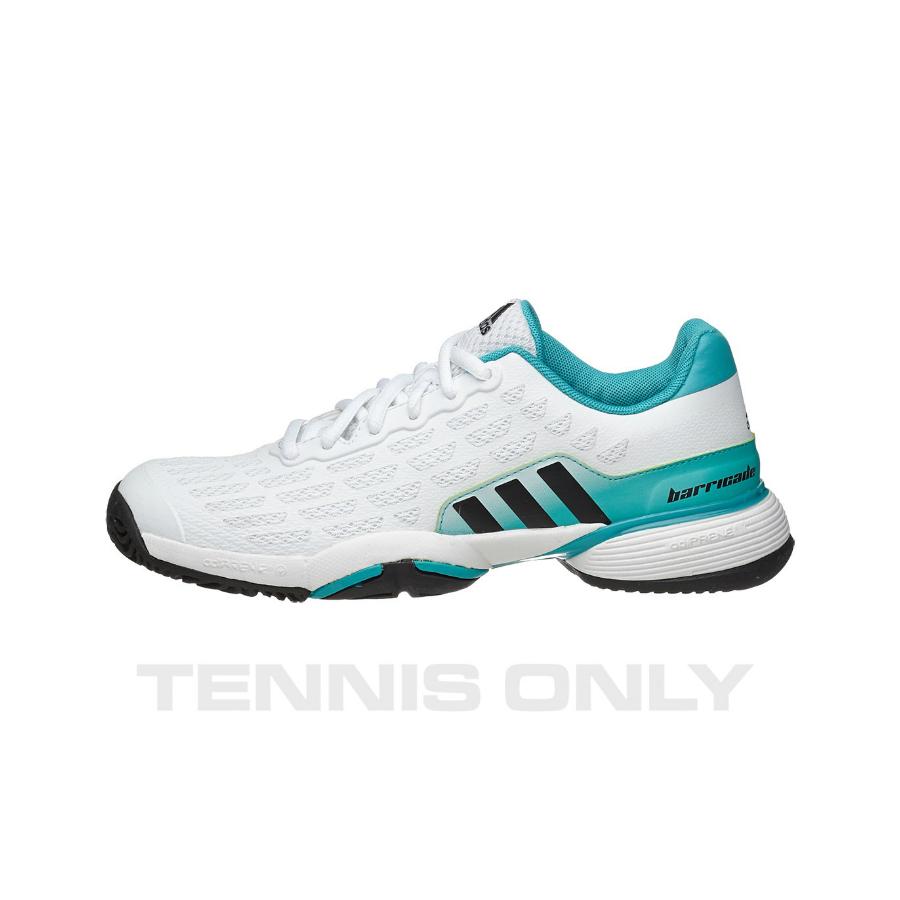 Adidas Barricade Kids Tennis Shoes
