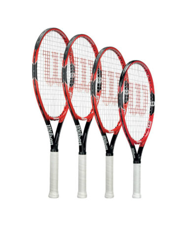"mini tennis rackets 19"",21"", 23"" Babolat Head Wilson"