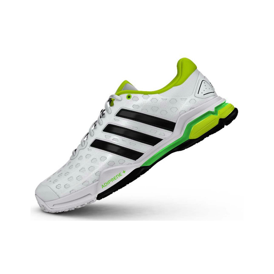 ADIDAS MENS BARRICADE CLUB OMNI COURT - Tennis Shoe - Pure Racket Sport 0c4f68bc1