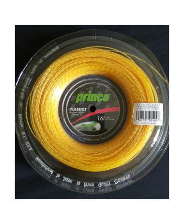 Prince Duraflex Tennis String  -Gold