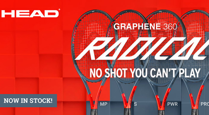 Head Graphene 360 Radical