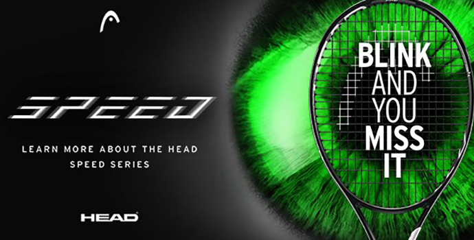 Head Speed Tennis Rackets
