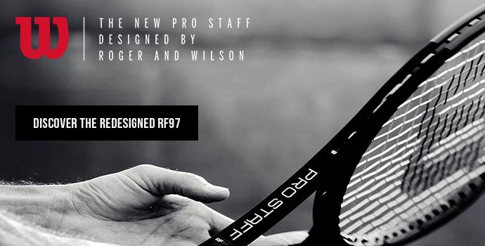 Wilson Pro Staff RF97 Tennis Racket