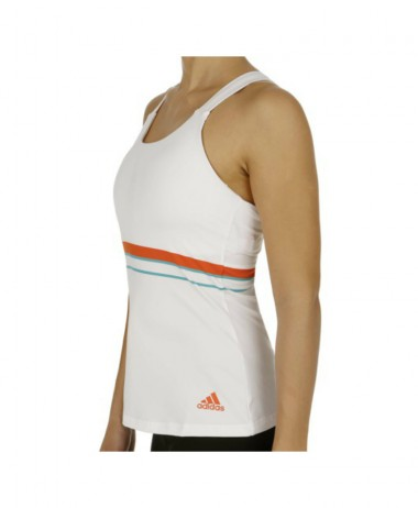 Adidas Ladies Tennis Tank side view