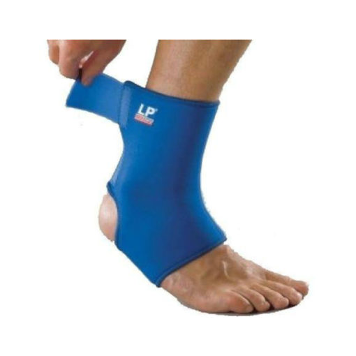 LP tennis support ankle – blue