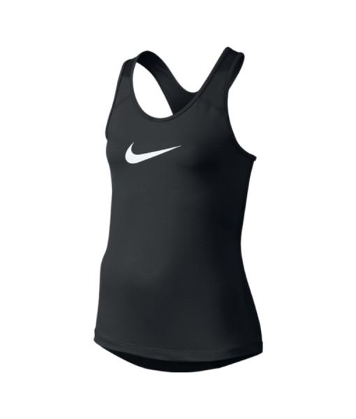 Nike girls pro cool tank black pg