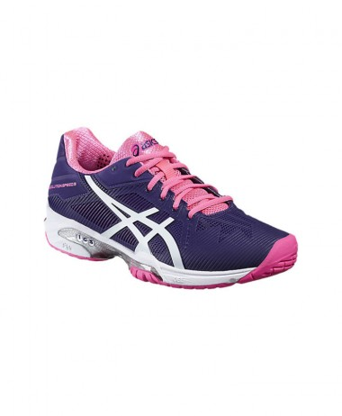 Asics Ladies Gel-Solution Speed 3 Tennis Shoe