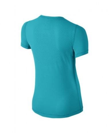 Nike girls Pro Hypercool Tshirt - tennis